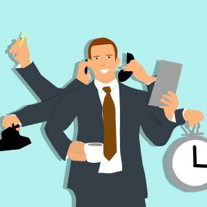 ¿Te ves libre de la ansiedad de las tareas sin hacer?